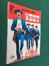 COLLANA RODEO n.157 STORIA DEL WEST - I COMBATTENTI Cepim (1980) ORIGINALE