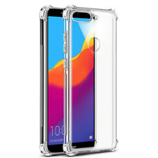 Bumper Cover For huawei honor A8 Phone case Shock-Absorption Anti-Scratch Clear