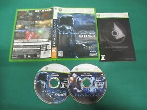 Xbox360 -- HALO 3 ODST -- JAPAN. GAME. WORK. 54285
