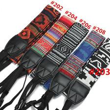 Vintage SLR DSLR Camera Shoulder Neck Strap Belt for Canon Nikon Pentax Sony