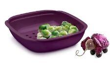 Tupperware Allegra Service Paniere-Passoire violet neuf dx