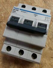 Hager MX320 454320 B20A 3-pol Sicherungsautomat B20 Leitungsschutzschalter LS