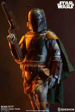 Sideshow Star Wars Rotj Boba Fett Premium Format Figure Statue In Stock #02/1500