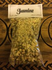 Jasmine Flowers whole 1oz (Jasminum officianale) Pagan Witchcraft Wiccan Ritual