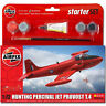 AIRFIX A55116 Starter Set Hunting Percival Jet Provost 1:72 Aircraft Model Kit