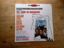 The Guns Of Navarone Original Film Soundtrack OST NM Vinyl Record 25AP 806