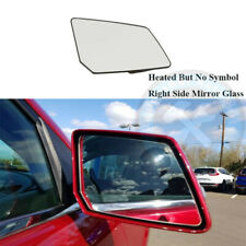 Right Passenger Side Wing Mirror Glass Fit For GMC Acadia CHEVROLET Traverse