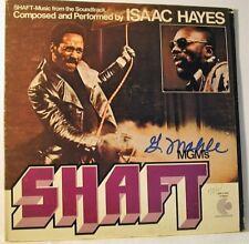 SHAFT OST ISAAC Hayes ENTERPRISE GF 2 x Vinyl LP  gatefold