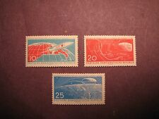 German Dem. Rep. Stamp Scott# 549-51 Gagarin's Flight 1961 MNH L4B4