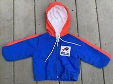 Buffalo BILLS Toddler Coat Parka NWT 4T 4 18-20 NWT Childs Youth S XL