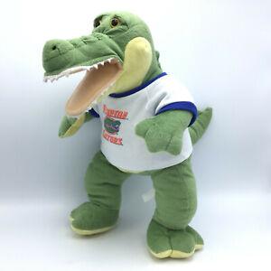 "Build A Bear Workshop Plush Florida Gator Albert Alligator Crocodile Stuffed 17"""