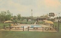 *(O) Kennesaw, GA - Smith Motel - Exterior and Grounds - Swimming Pool - Signage