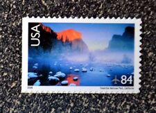 2006USA #C141 84c Yosemite National Park Airmail - Single  Mint NH air mail