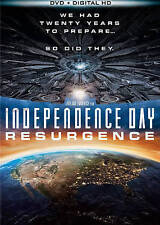 Independence Day: Resurgence/new dvd/Liam Hemsworth/Bill Pullman/Jeff Goldblum