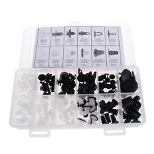 146Pcs/Kit Fender Door Hood Bumper Trim Clip Body Retainer Assortment For Toyota