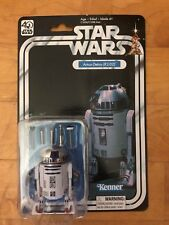 Star Wars: The Black Series 40th Anniversary - R2-D2 In Stock!