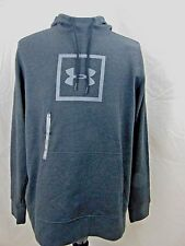 Under Armour Men  XL Hoodie Fleece Lined Sharp Warm NWT Not Outlet No 2nds B-A2