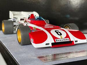 1/18 TECNOMODEL Ferrari 312 B2 #6 Clay Regazzoni GP Südafrika 1972 TM18-194C OVP