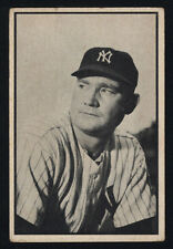 1953 BOWMAN B&W ~ #15 ~ JOHNNY MIZE ~ HALL OF FAME ~ NEW YORK YANKEES FIRST BASE