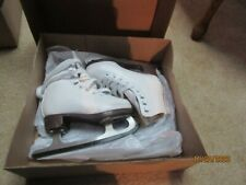 Jackson Glacier GSU121 Youth Junior Recreational Figure Ice Skates 11J white