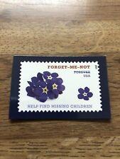 USPS Forget Me Not Forever Stamp Magnet (2015)