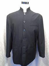 ab-se-lut Identity Men's Black Dress Suit Jacket/Blazer/Coat Size Large L