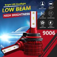 2x HB4 9006 Kit faro LED combinato Lampadine abbaglianti / anabbaglianti bianche