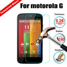 Premium 9H Tempered Glass Anti-Scratch Phone Screen Protector For Motorola Moto