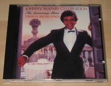 Johnny Mathis - Celebration ... The Anniversary Album (CD 1990). Ex Cond