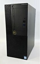 Dell Optiplex 3050 MT Intel Core i3-7100 3.9GHz 8GB DDR4 RAM 1TB HDD Win10 PRO