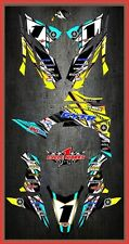 YFZ450 YFZ450R Yamaha YFZ 450R 14-16  SEMI CUSTOM GRAPHICS KIT TORQ2