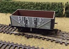 "Airfix 54389 7 Plank Wagon ""Hale Fuels"" OO Gauge"