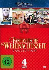 WEIHNACHTSBOX - Weihnachtszeit Collection - 4 FILME - NEU in Folie (806)