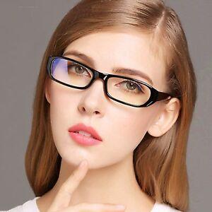 Clear Lens Fashion Geek Glasses Black Frame
