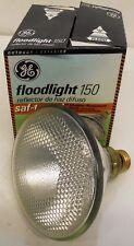 GENERAL ELECTRIC FLOODLIGHT, 48037, 150 WATT, 120 VOLTS