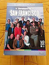Chroniques de San Francisco-L'intégrale-coffret 6 DVD avec les 3 saisons-VOST