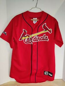 Majestic Authentic Cardinals Jersey Men's Size M Near Mint New Without Tag!!