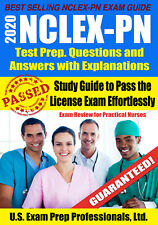 2020 Nclex-Pn Test Prep Questions and Answers Interactive Online Software Cd-Rom