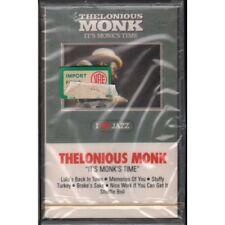 Thelonious Monk MC7 It's Monk's Time/CBS Sigillata 5099745086849