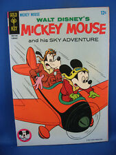 MICKEY MOUSE 105 VF NM 1966