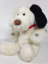 Gund Dalmatian Puppy Dog Plush Toy Red Collar Soft Stuffed Dalmation 12""