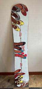 Burton Parkitect Snowboard 154cm