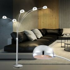 Precious Standing Lamp Stand Light Living Room Dining Marble Base Metal