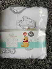 Disney Winnie The Pooh Cotton Cot Duvet Quilt Brand New 4 Tog