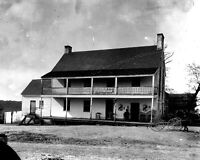 New 8x10 Civil War Photo: Bryantown, Maryland - Flight of John Wilkes Booth