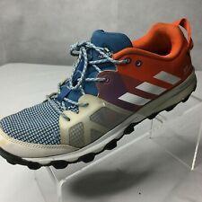 Adidas Kanadia tr 8 Sneaker Trail Running Shoe Sz 8 Athletic Training Orange