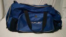 Reebok RBK Duffle Bag Blue Large Used