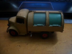 DINKY 252 REFUSE WAGON  CAR FROM  A LARGE ORIGINAL COLLECTION PURCHASE