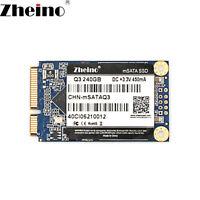 Zheino mSATA 240GB SSD TLC