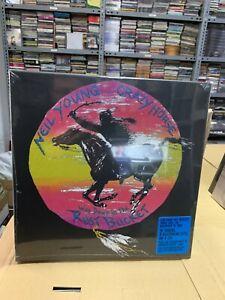 NEIL YOUNG  4 LP VINYL BOX  LIVE FORM THE CATALYST SANTA CRUZ 13/11/1990 SEALED